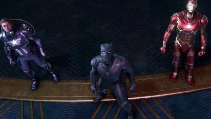 Marvel's Avengers  - War for Wakanda -tarinatraileri