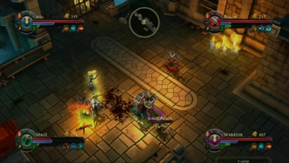 Dungeon Hunter: Alliance - E3 2010: Trailer