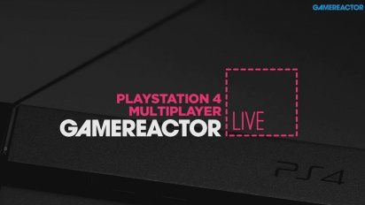 GRTV pelaa moninpelejä Playstation 4:llä