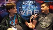 Heroes of the Storm - haastattelussa Kaéo Milker