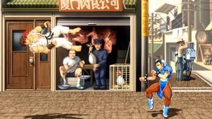 Ultra Street Fighter II: The Final Challengers - Nintendo Switch -traileri