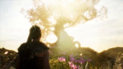 Hellblade: Senua's Sacrifice - Ragnarok-traileri