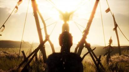Hellblade: Senua's Sacrifice - virallinen traileri (PS4)