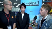 Ni No Kuni II: Revenant Kingdom - Stephen Akana & Shintaro Noda haastattelussa