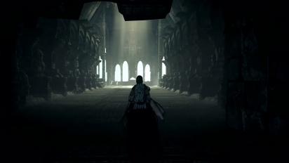 Shadow of the Colossus - tarinatraileri