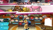 Sushi Striker: The Way of Sushido - Demo-traileri