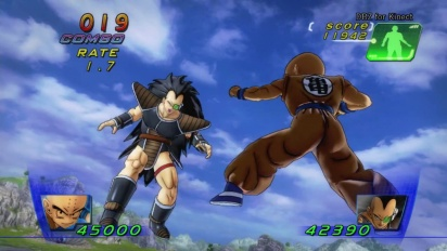 Dragon Ball Z for Kinect - Power of the QR Codes Trailer