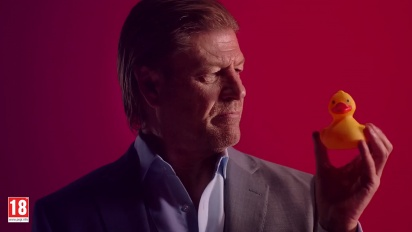 Hitman 2 - Sean Bean -traileri