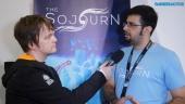 The Sojourn - Aria Esrafilian haastattelussa