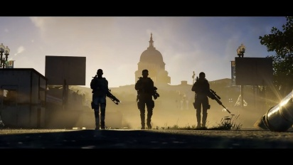 The Division 2 - PC Features Overview -traileri