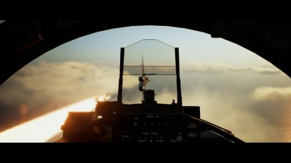 Ace Combat 7: Skies Unknown - Target Locked -traileri