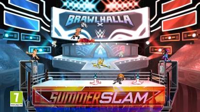 Brawlhalla - WWE Event -traileri