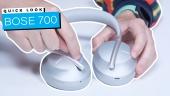 Nopea katsaus - Bose Noise Cancelling Headphones 700