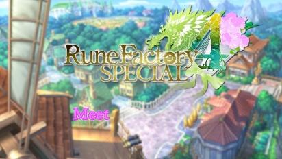Rune Factory 4 Special - Bachelors Traileri