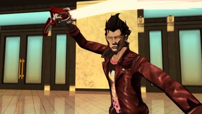 No More Heroes & No More Heroes 2: Desperate Struggle - Steamin julkaisutraileri