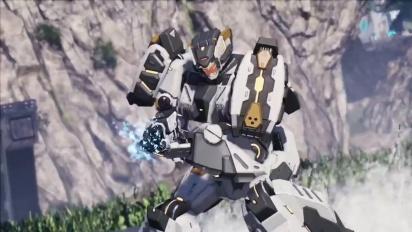 Phantasy Star Online 2: New Genesis - julkaisutraileri