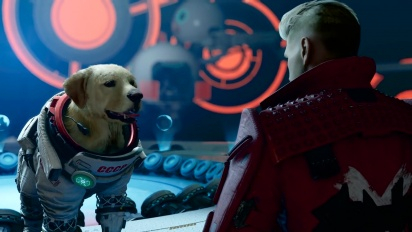 Marvel's Guardians of the Galaxy - Cosmo's Cinematic Traileri