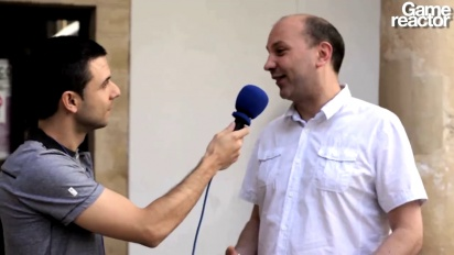 Richard Jacques - Play Fest -haastattelu
