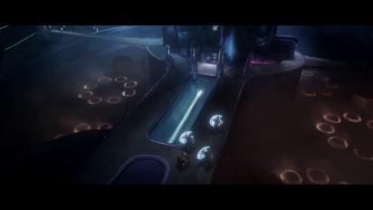 Halo: The Fall of Reach -animaation julkaisutraileri