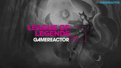 GR Live -uusinta: League of Legends - 31.03.2016