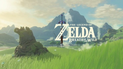The Legend of Zelda: Breath of the Wild - virallinen E3-pelitraileri