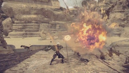 Nier Automata - E3 2016 -trailer