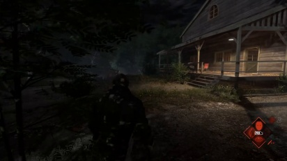 Friday the 13th: The Game - Fleeing Accident -pelikuvaa