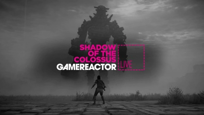 GR Liven uusinta: Shadow of the Colossus