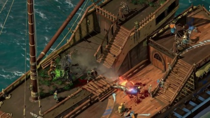 Pillars of Eternity II: Deadfire Features -traileri