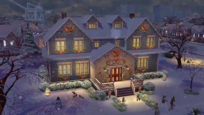 The Sims 4: 4 Seasons -julkistustraileri