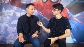 Spider-Man - Jon Paquette haastattelussa