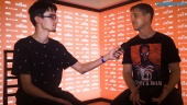 Spider-Man - Yuri Lowenthal haastattelussa