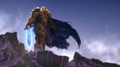 Warcraft III: Reforged - pelikuvatraileri