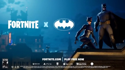 Fortnite - Batman Announce Trailer
