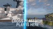 World of Warships: Legends - Cross Play -traileri