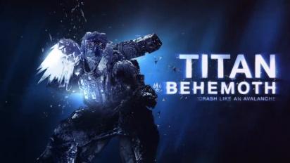Destiny 2: Beyond Light - Titan Behemoth Traileri