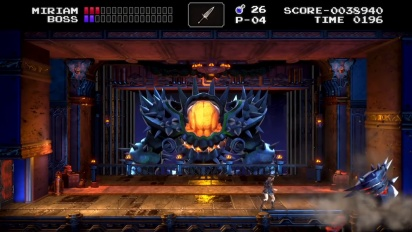 Bloodstained: Ritual of the Night - Classic Mode -traileri