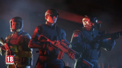 Ghost Recon: Breakpoint & Rainbow Six: Siege - Live Event -traileri