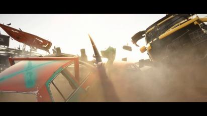 Wreckfest - PlayStation 5 -pätkä