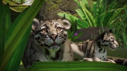 Planet Zoo - Southeast Asia Animal Pack -julkaisutraileri