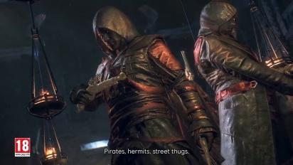 Watch Dogs: Legion - Assassin's Creed Crossover -traileri