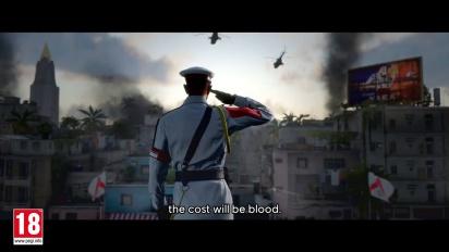 Far Cry 6 - julkaisutraileri
