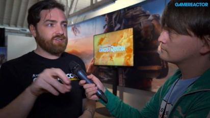 Ghost Recon: Wildlands - Dominic Butlerin haastattelu
