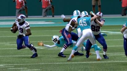 Madden NFL 17 - Versus Mode -pelikuvaa