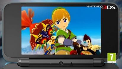 Monster Hunter Stories - The Legend of Zelda -yhteistyö
