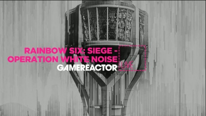 GR Liven uusinta: Rainbow Six: Siege's Operation White Noise TTS
