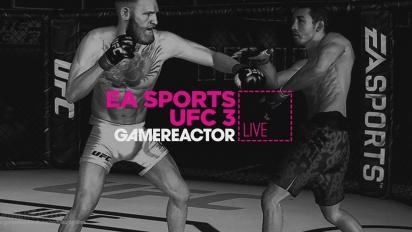 GR Liven uusinta: UFC 3