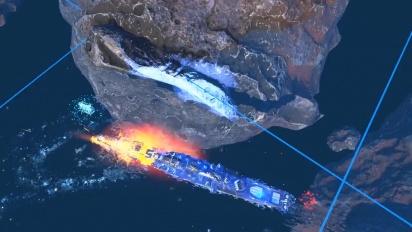World of Warships - Space Battles -traileri
