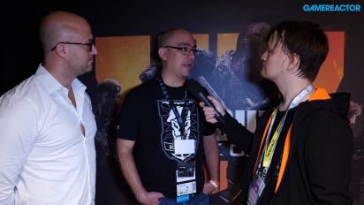 Call of Duty: Black Ops 4 - Jonathan Moses & John Rafacz haastattelussa