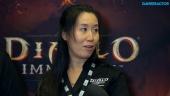 Diablo Immortal - Helen Cheng ja Dan Elggren haastattelussa